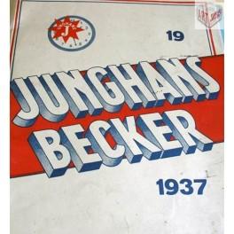 Junghans-Becker, Broumov (1937)