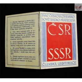 Svaz Českoslovenko sovětského přátelství