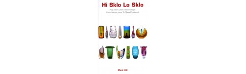 Hi Sklo Lo Sklo - Post War Czech Glass Design