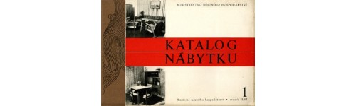 Katalog nábytku - 1.
