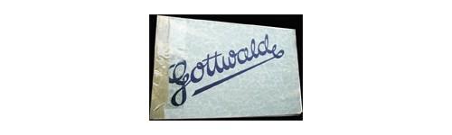 Gottwald. Katalog mosazného nábytku 1927