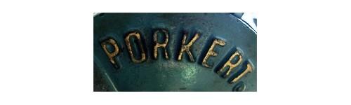 Porkert a CO., Skuhrov nad Bělou - Fabrika na domácí stoje