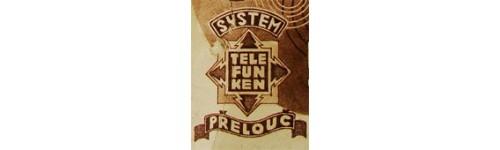 Telefunken, Německo, pobočný závod Přelouč