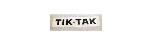 TIK-TAK, firma Josef Tesař, Brno-Žabovřesky