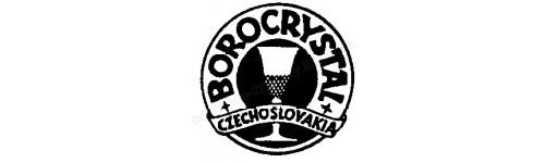 Borocrystal, Borské sklárny n. p., závod EXBOR