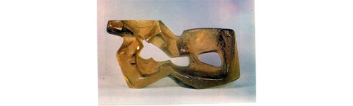 Ležící figura 1970