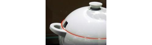 Porcelán a kremika