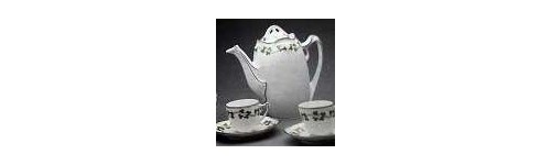 Výrobci porcelánu v secesním stylu u nás